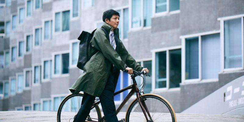メンズ(MEN'S) 自転車 / 通勤スタイル キーヴィジュアル