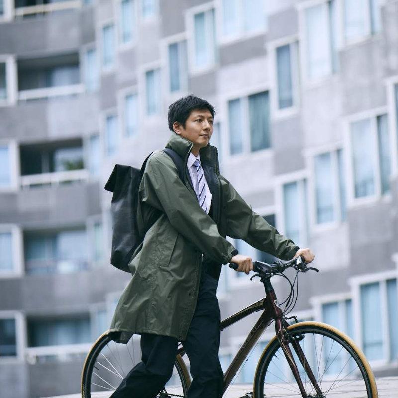 メンズ 自転車/通勤スタイル一覧