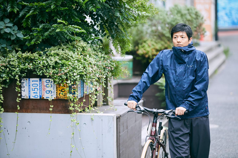 風邪の強い日や雨の日でも、自転車を快適・安全に乗りたい!