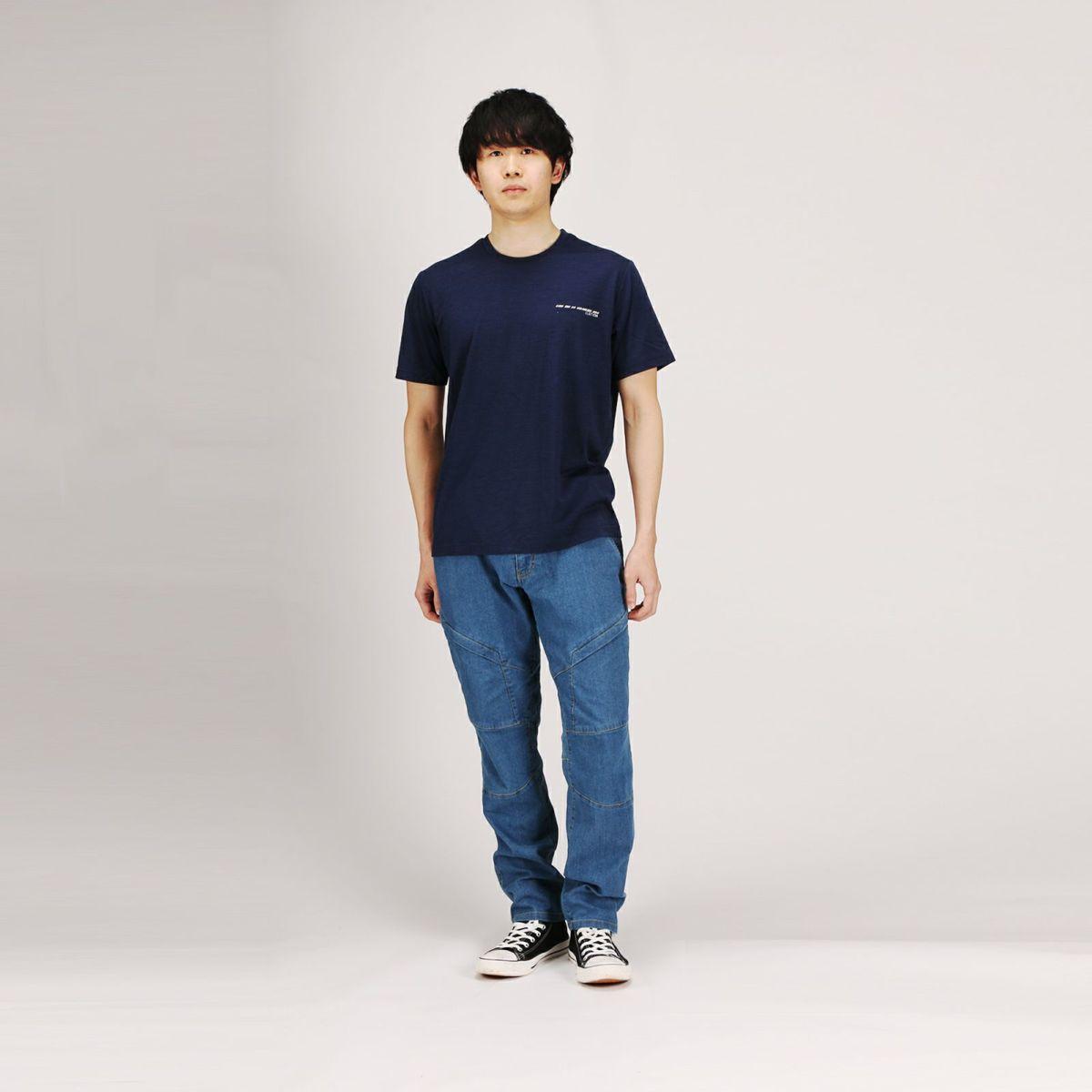 着用イメージ02 [男性モデルのサイズ]身長:168cm 着用サイズ:Lサイズ