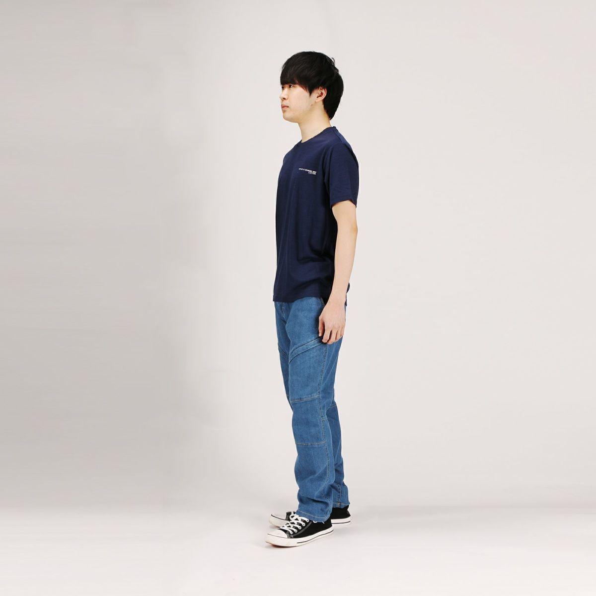 着用イメージ03 [男性モデルのサイズ]身長:168cm 着用サイズ:Lサイズ