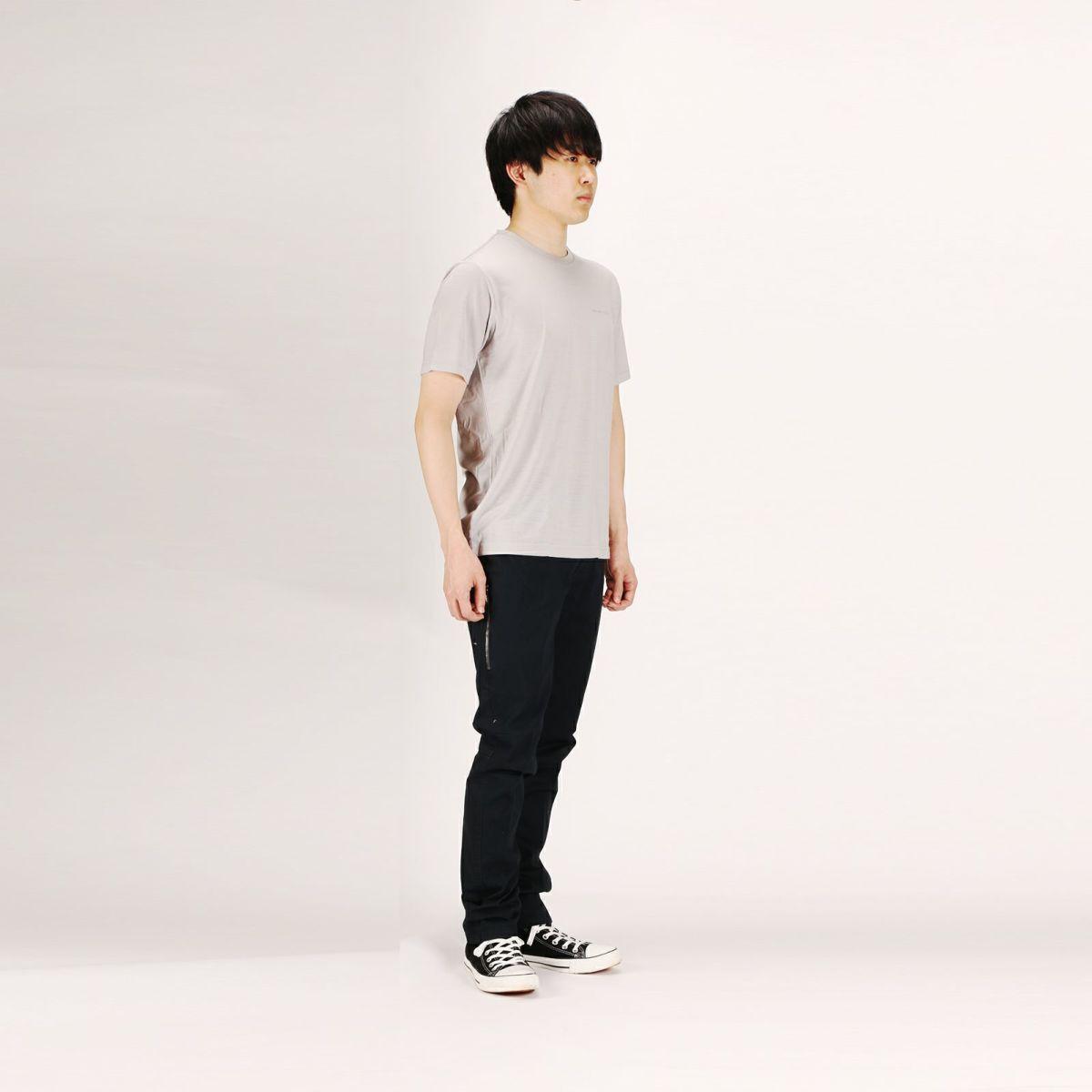 着用イメージ08 [男性モデルのサイズ]身長:168cm 着用サイズ:Lサイズ
