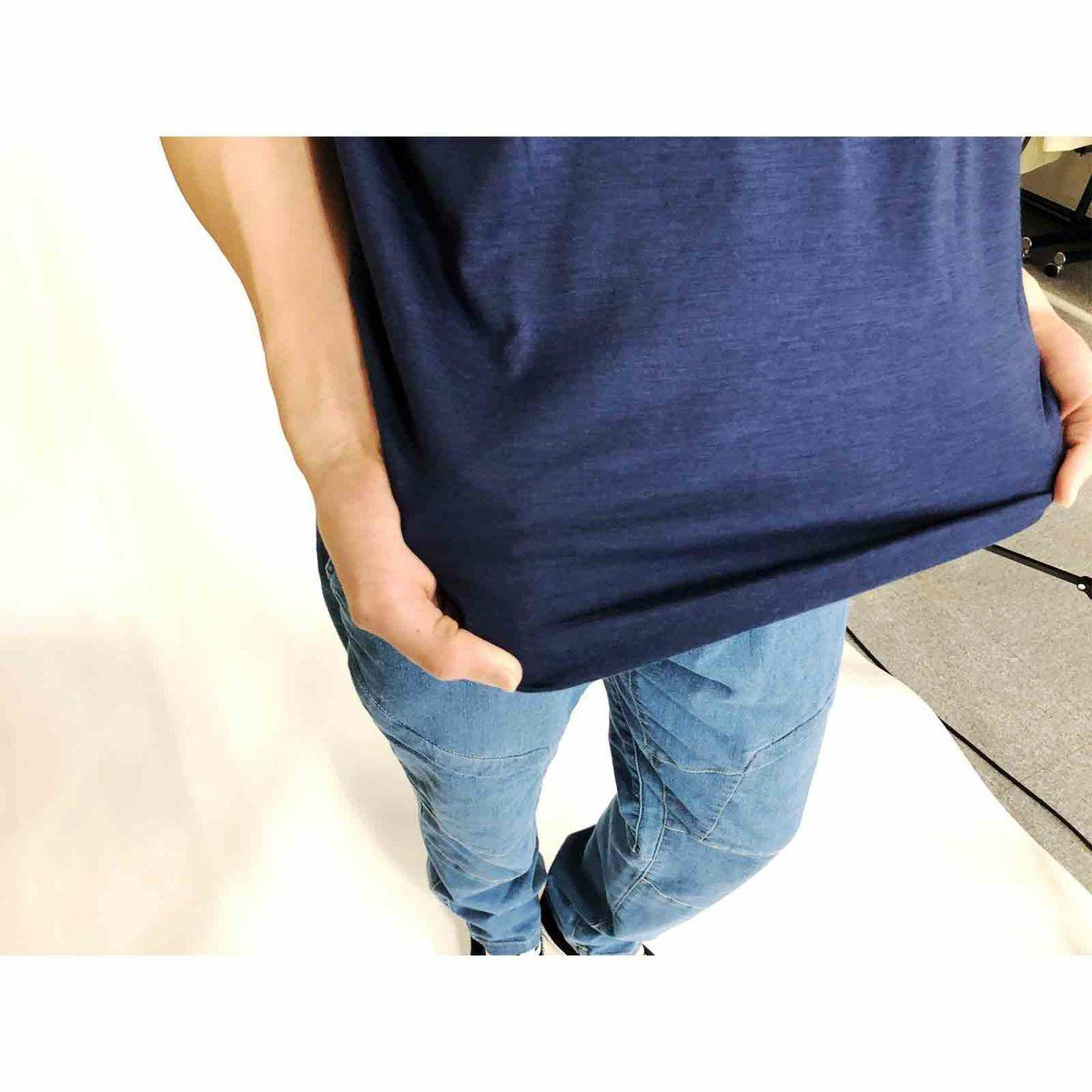 着用イメージ10 [男性モデルのサイズ]身長:168cm 着用サイズ:Lサイズ