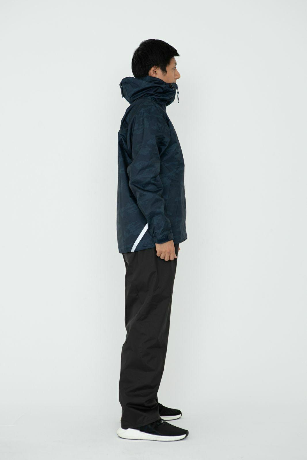 詳細:着用イメージ 側転 [男性モデルのサイズ]身長:174cm 着用サイズ:L