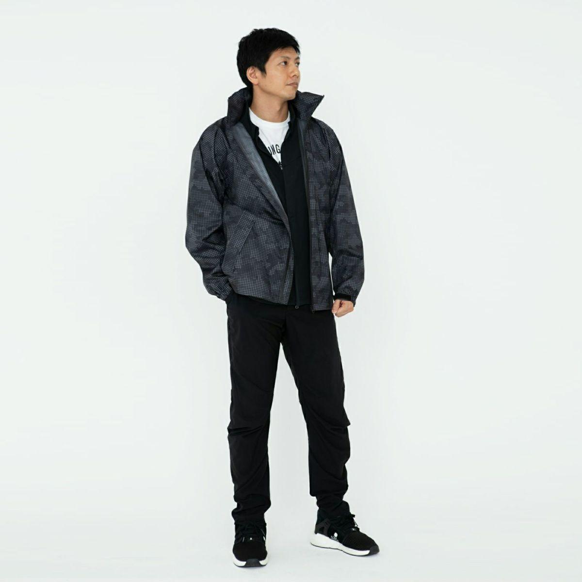 詳細:着用イメージ ブラック [男性モデルのサイズ]身長:174cm 着用サイズ:L