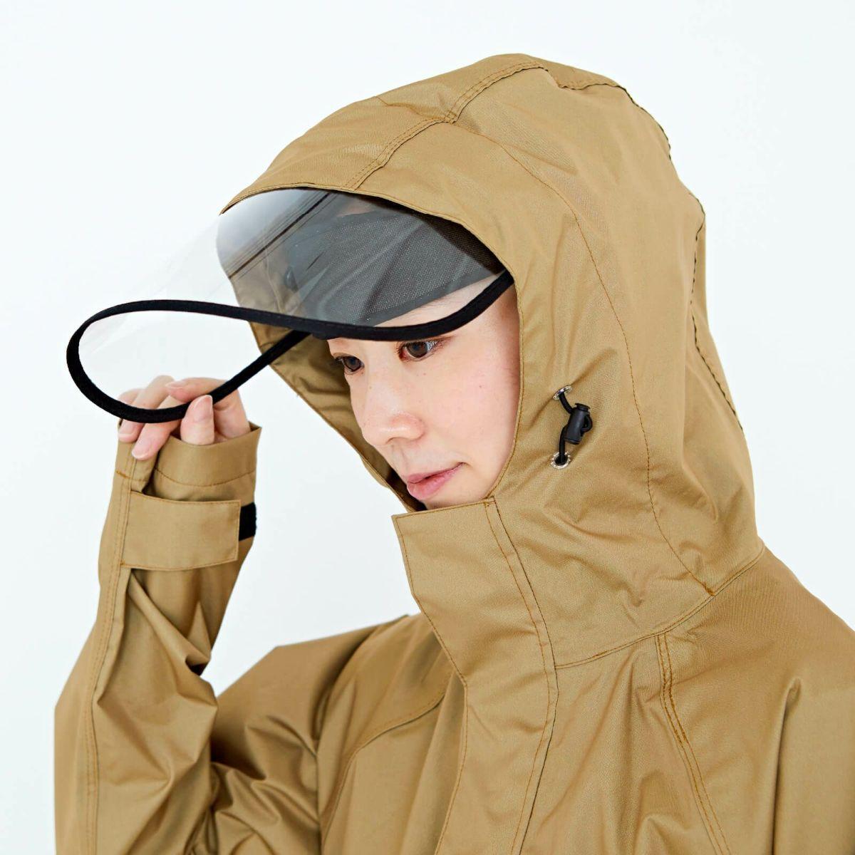 詳細:着用イメージ 自転車 [女性モデルのサイズ]身長:168cm 着用サイズ:L