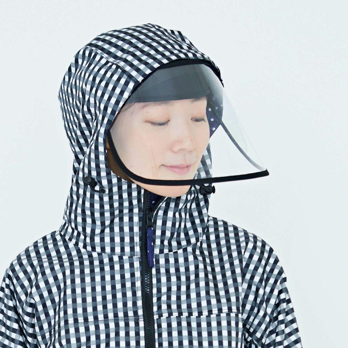 雨や風、ホコリ・紫外線などから守ってくれる強い味方。
