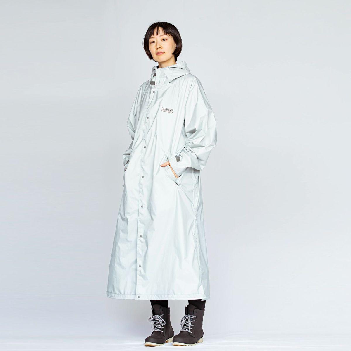 [女性モデルのサイズ]身長:168cm 着用サイズ:L /(長靴)6437 ピラルク レインブーツ